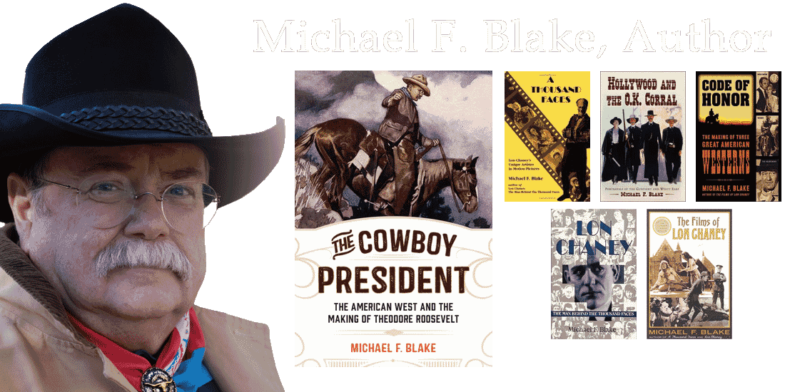 Michael F. Blake - Author
